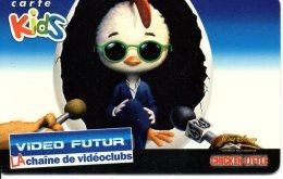VF/KID17 Chicken Little - Frankrijk