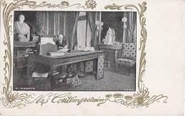 Célébrités - Littérature - Ecrivains - Art Nouveau - Bureau Clarétie - Ecrivains
