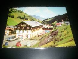 34741 Sellrain Bei Innsbruck Hotel Pension Sellrainerhof Alte Autos - Österreich