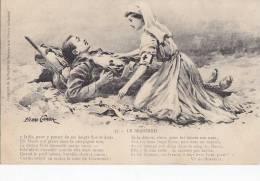 Santé - Guerre - Infirmière - Poèsie - Santé