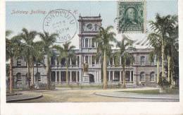 Hawai - Honolulu - Judiciary Building - Palais De Justice - Postal Mark - Honolulu