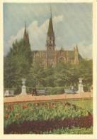 Ukraine, Lvov, Kropivnitsky Square, 1962 Unused Postcard [11741] - Ukraine