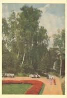 Ukraine, Lvov, Nook In Stry Park, 1962 Unused Postcard [11743] - Ukraine