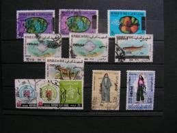 == Iraq , 1972  Overprints  Lot  Officials - Irak