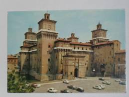 FERRARA - Piazza Della Repubblica - Castello Estense - Auto - Ferrara
