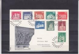 Batiments - églises - Suisse - Lettre De 1968 - Forte Faciale - Svizzera