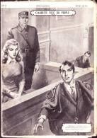 """ Claudette Fille Du Peuple "" - Lot De 75 Numéros - ( 1953 ) . - Bücher, Zeitschriften, Comics"