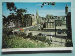 23074 PC: SCOTLAND: CAITHNESS: Wick, Bridge Street. - Caithness