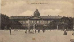 """Macon """" Hôpital Mixte """" - Macon"""