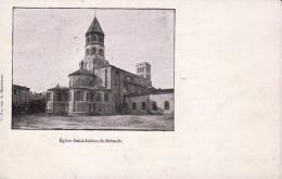 SAINT-JULIEN De BRIOUDE (Haute-Loire) église - France
