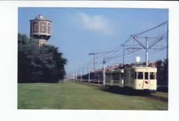 TRAM / TRAMWAYS / OUDE  TRAM ANCIEN / DE HAAN / FOTO - Tramways
