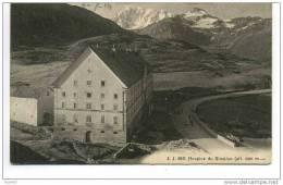 * Hospice Du Simplon-1914 - VS Wallis