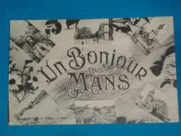 72) Un Bonjour Du Mans ( Multivue )    - Année   - EDIT - Dolbeau - Le Mans