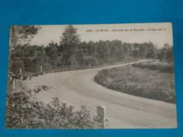 72) Le Mans  - N° 5966 - Circuit De La Sarthe - Virage Des S    - Année    - EDIT - Dolbeau - Le Mans