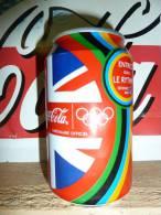 Lattina Coca Cola Euro 2012 Francia - Cannettes