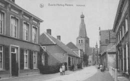 BAARLE-HERTOG-NASSAU - Kerkstraat - Carte Animée Et Circulée 1930 - Baarle-Hertog