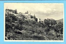 PORTUGAL / ALGARVE / MONCHIQUE. Postal Circulado. Convento Dos Franciscanos.Old Postcard - Faro