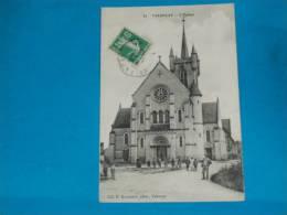36) Valençay - N° 31  - L'EGLISE   - Année 1913 - EDIT - Kassamot - France