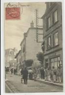 COURS (RHONE) - CPA - GRANDE RUE - France