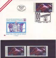 1003c: Gewerkschaft Metall- Bergbau- Energie Österreich 1990, **/o Und FDC - Geologie