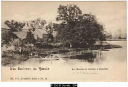 11536g CHATEAU De BOUDRY - Mignault - Le Roeulx