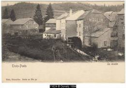 11624g MOULIN à EAU  Crismer-Dethier - Trois-Ponts - Trois-Ponts
