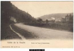 11625g ROUTE De TROOZ à NESSONVAUX - Train à Vapeur - Vallée De La Vesdre - Trooz