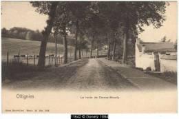 11642g ROUTE De CEROUX-MOUSTY - Champs De Culture - Ottignies-Louvain-la-Neuve