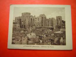 IMAGE   PALAIS DES PAPES A AVIGNON  VAUCLUSE    H Et Cie N° 136 - Old Paper