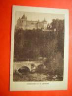 IMAGE   CHATEAU DE CHASTELLUX  YONNE H Et Cie N° 136 - Old Paper