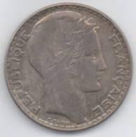 FRANCIA 20 FRANCS 1933 AG - Francia