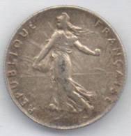 FRANCIA 50 CENTIMES 1914 AG - Francia