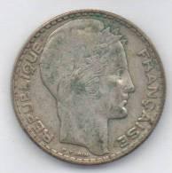 FRANCIA 10 FRANCS 1933 AG - Francia
