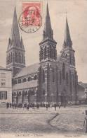 CPA - (Belgique) Chatelet - L'église - Châtelet