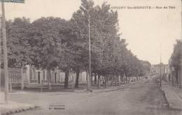 ORIGNY STE-BENOITE - Rue Du Thil  -  02 - France