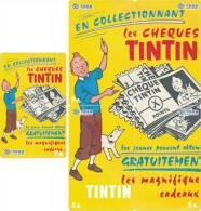 T04323 China Phone Cards Tintin Puzzle 5pcs - Cómics