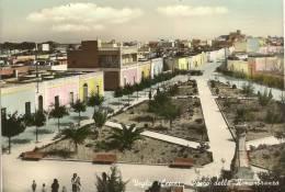 PUGLIA- VEGLIE  (Lecce)  - Parco Della Rimembranza (acquerellata) - Bari