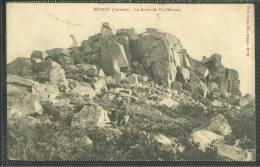 19 - Beynat -  La Roche De Vic ( Ruines ) Photo Alliot N° 24 - Francia