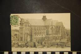 CP, 78, Saint Quentin La Basilique N°17 LL - St. Quentin En Yvelines