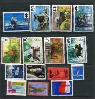 Poland 1973 Accumulation   Used/CTO Complete Sets - 1944-.... Republic