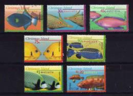 Christmas Island - 1995/97 - Marine Life (Part Set) - Used - Christmas Island