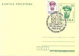 #. POLAND 1988. CHESS - Scacchi