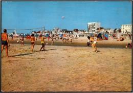 FRANCE - LE TOUQUET - PARIS-PLAGE - JEUX DE PLAGE - BEACH VOLLEY - Volleyball