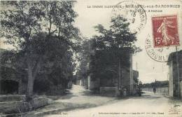 MIRABEL-AUX-BARONNIES NOUVELLE AVENUE 26 DROME - Francia