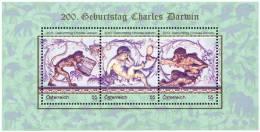 Austria 2009 Darwin Souvenir Sheet #2234 - 1945-.... 2nd Republic
