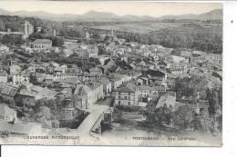 PONTGIBAUD - Vue Générale - France