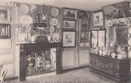 Dép. 76 - Saint-Jouin. - Hôtel De La Belle Ernestine, La Salle à Manger. ND Phot. N° 278 - France