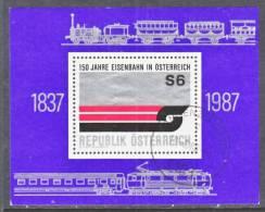 Austria 1399  (o)  TRAIN - 1945-.... 2nd Republic