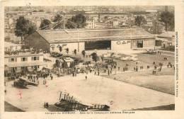 AEROPORT DU BOURGET BASE DE LA COMPAGNIE AERIENNE FRANCAISE 2 AVIONS ET LE BUFFET - Aérodromes