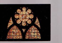 Metz Cathedrale Saint Etienne Vitrail De Bissiere - Metz
